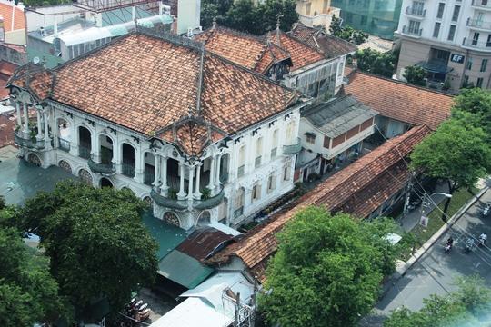 Giải cứu biệt thự cổ ở Sài Gòn - Ảnh 5.
