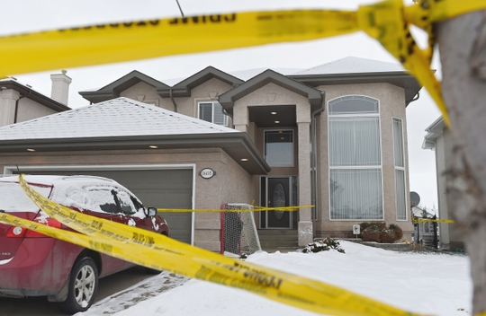 The family had trouble, problems: What we know about the victims and crime scenes