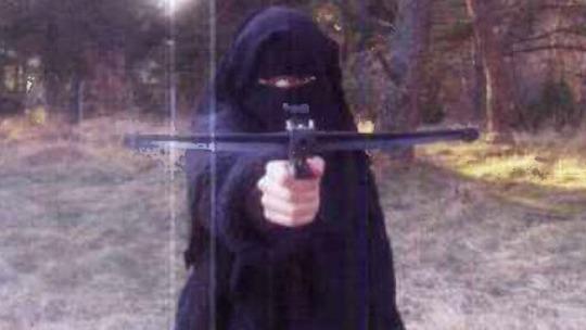 Wanted: Hayat Boumeddiene.
