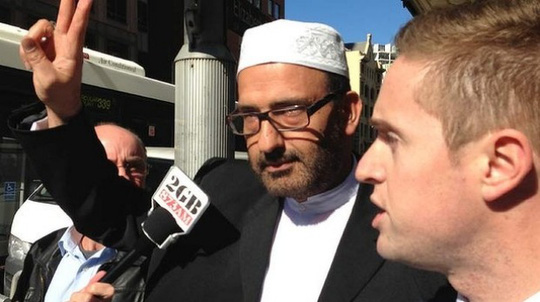 Man Haron Monis, the man behind Decembers deadly Lindt Cafe siege in Sydney.