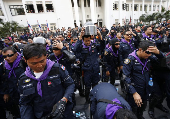 Tensions increase between Thailand and Cambodia