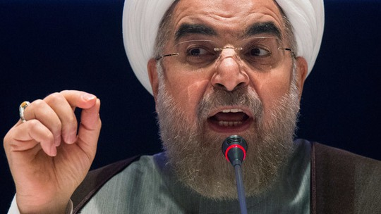 Irans President Hassan Rouhani.(Reuters / Adrees Latif)
