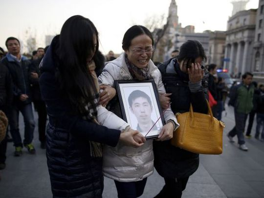 4 Shanghai officials sacked over deadly New Year stampede