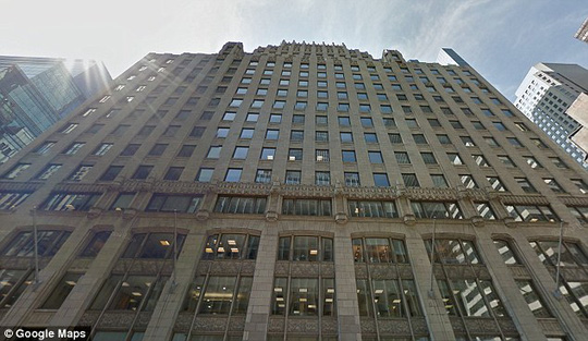 Three people were charged Monday in connection with a Cold War-style Russian spy ring that tried to recruit New York City residents as intelligence sources. One of them Evgeny Buryakov, 39, masked this work by posing as a banker for Russias Vnesheconombank, (pictured) according to the complaint and the banks website