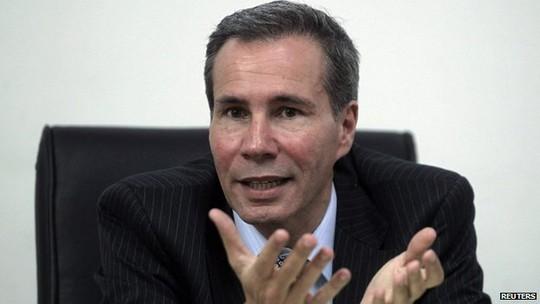 Argentine Prosecutor Alberto Nisman, May 2013