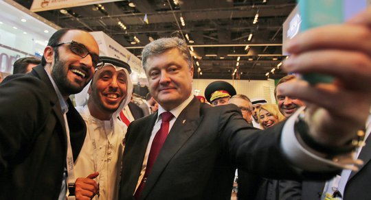 During his visit to Abu Dhabi, UAE on Tuesday, Ukrainian President Petro Poroshenko announced that he had signed a weapons deal with the Persian Gulf nation, without providing any more details.
