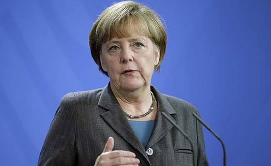 Angela Merkel Says Her Coalition Working Very Well Despite Spying Row