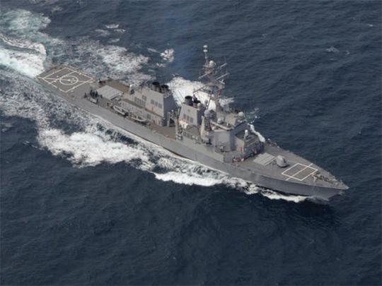 Mỹ tố Nga cho máy bay áp sát tàu khu trục ở biển Đen