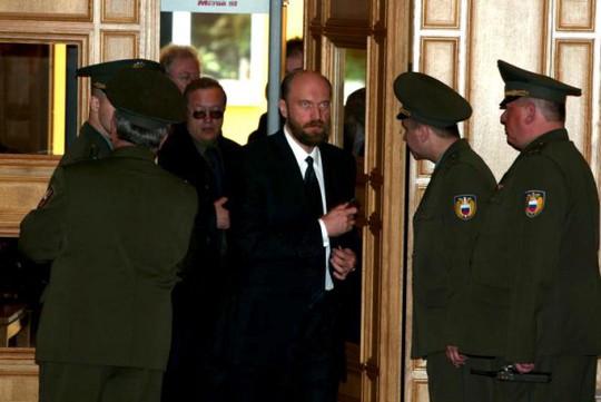 Hiện chưa rõ ông Pugachyov lấy tiền từ đâu để theo đuổi vụ kiện. Ảnh: THE MOSCOW TIMES