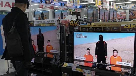 Đến nay Nhật Bản vẫn chưa thể liên lạc được với IS. Ảnh: Reuters