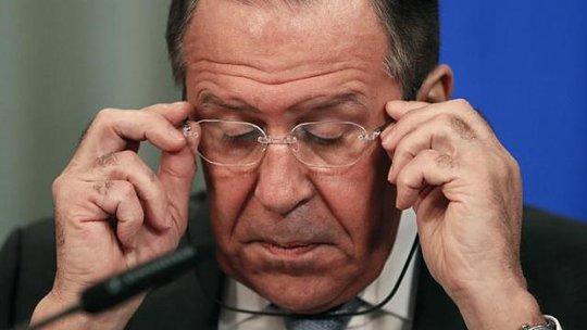 Ngoại trưởng Nga Sergei Lavrov rằng IS chính là kẻ thù lớn nhất của Moscow. Ảnh: EPA