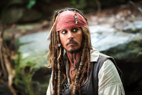 Anh đến Úc để quay phần mới loạt phim cướp biển