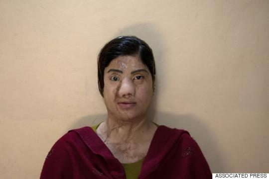 Nạn nhân Kanwal Qayyoum, 29 tuổi
