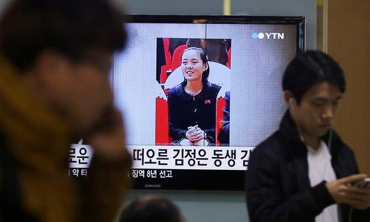 Kim Yo-jong. Ảnh: AP