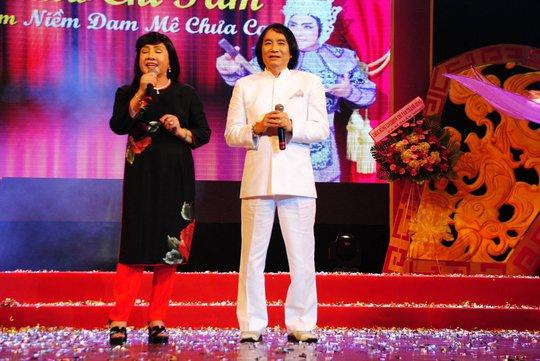 Lệ Thủy, Minh Vương ca bài Bánh bông lan của soạn giả Loan Thảo
