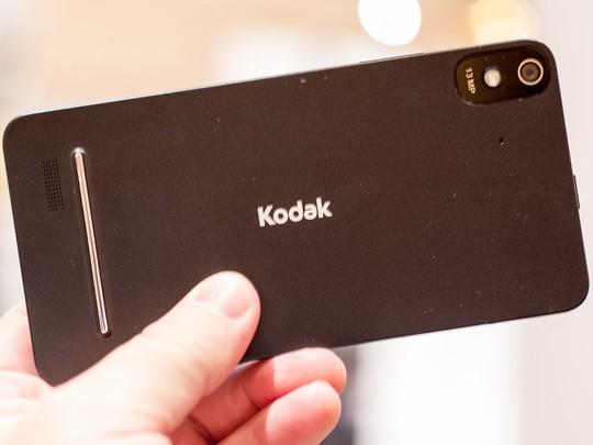 Kodak trình làng smartphone đầu tiên, giá cao