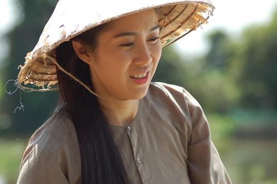 Nữ diễn viên Lê Phương trong phim Khúc tương tư