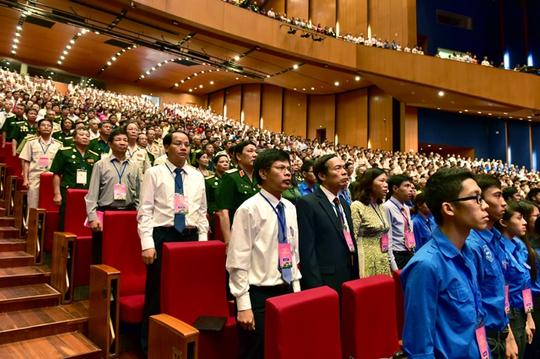 Các đại biểu dự Lễ kỷ niệm - Ảnh: VGP
