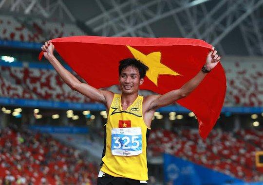 VĐV Nguyễn Văn Lai của Việt Nam