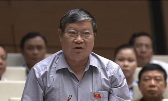 """ĐB Lê Như Tiến: Một bộ phận công chức quên hẳn trong bộ nhớ hai từ """"Cảm ơn"""" và """"Xin lỗi"""" khi thực thi công vụ"""