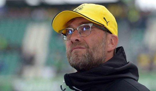 HLV Jurgen Klopp của Dortmund đang được nhiều CLB lớn mời gọi, trong đó có Real Madrid