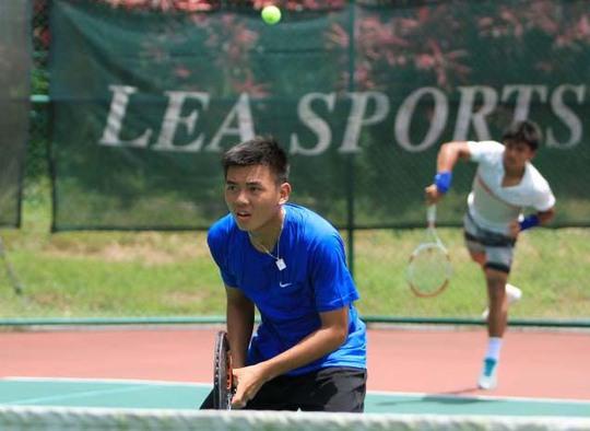 Hoàng Nam và Alberto Lim (Philippines) sẽ bước vào chung kết vào trưa nay