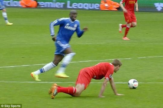 Tai nạn hy hữu trong sự nghiệp mà Gerrard sẽ còn nhớ mãi
