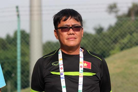 Trường đoàn U23 Việt Nam Dương Vũ Lâm
