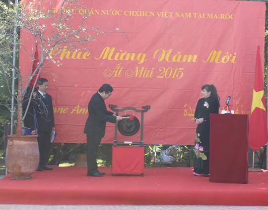 Xem bà con Việt kiều ở năm châu đón Tết Ất Mùi