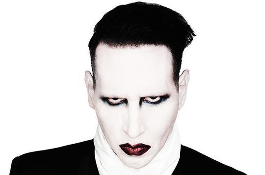 """Rocker """"lập dị"""" Marilyn Manson"""