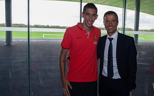 Sau khi đưa Di Maria từ Real Madrid đến M.U, siêu cò Mendes lại xúc tiến đẩy anh qua PSG