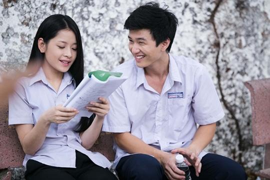 Cô từng gây ấn tượng với vai Diệu (Hương Ga lúc nhỏ) trong phim Hương ga