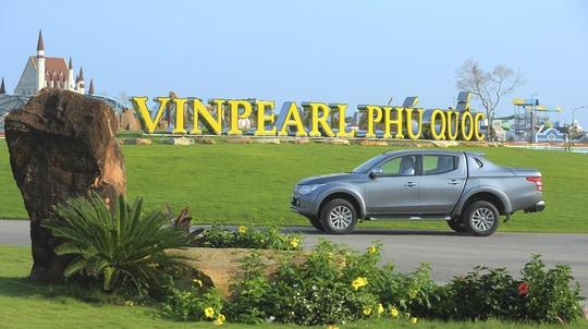 Dự án du lịch Vinpearl Phú Quốc do tập đoàn Vingroup đầu tư