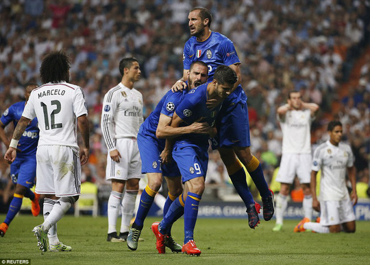 Morata rất tôn trọng CĐV Real Madrdi khi không ăn mừng bàn thắng quyết định số phận đội bóng cũ