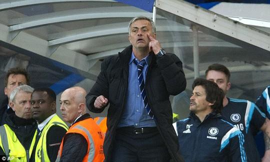 HLV Mourinho đã bỏ cả tuần để nghiên cứu và tìm cách trị Fellaini