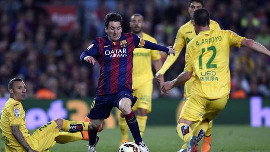 Thành bại của Barcelona rạng sáng 7-5 tùy thuộc nhiều vào phong độ của Messi.