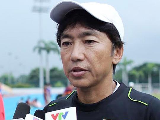 HLV Miura trả lời phỏng vấn chiều 26-5