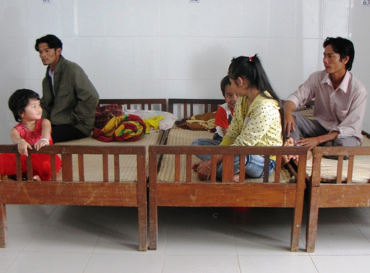 Một số bệnh nhân bị ngộ độc tại đám giỗ chay sắp được xuất viện