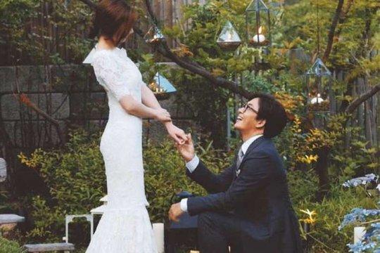Bae Yong Joon và cô dâu của mình