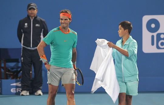 Nadal đã lấy lại phong độ sau thời gian chấn thương và chữa bệnh