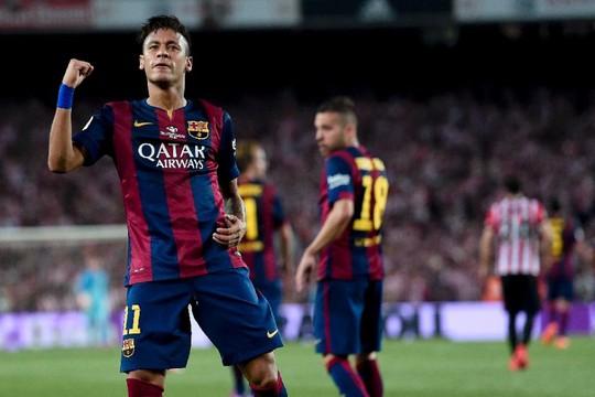 Neymar khiến đối thủ sôi máu vì dám biểu diễn kỹ thuật khi Bilbao đang thua