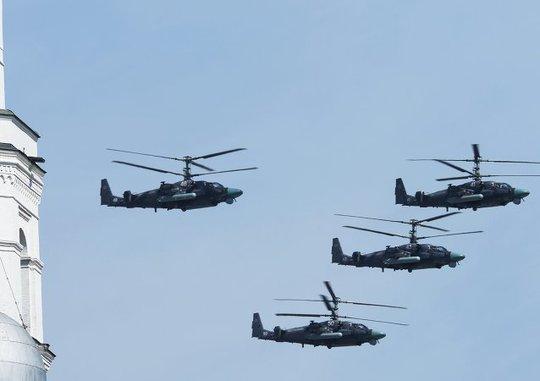 Trực thăng tấn công MI-35M. Ảnh: Sputnik