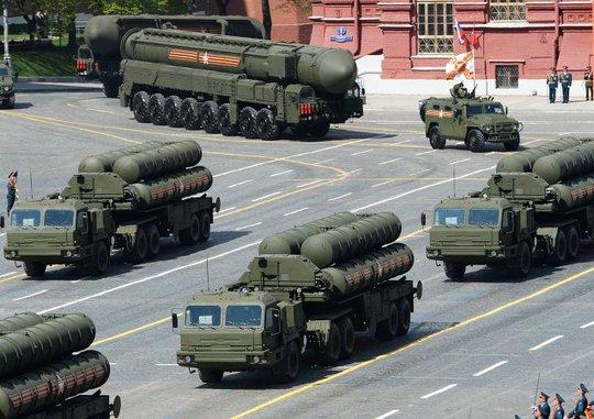 Hệ thống tên lửa S-400. Ảnh: Sputnik