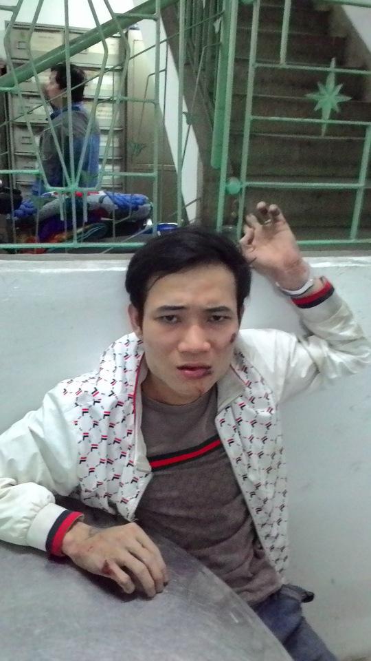 Đối tượng Nguyễn Anh Tú