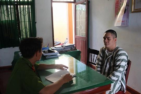 Nguyễn Việt Tiến, kẻ cầm đầu băng thanh niên đi chém người