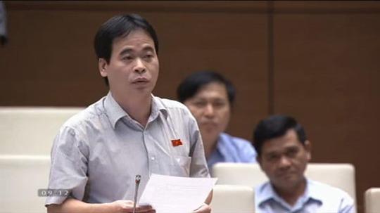 ĐB Nguyễn Mạnh Cường: Bao giờ chấm dứt tình trạng đề tài khoa học xếp ngăn kéo?