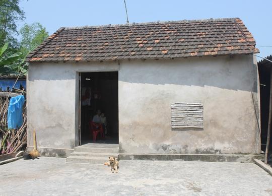 Căn nhà nơi xảy ra sự việc - Ảnh: Dân trí