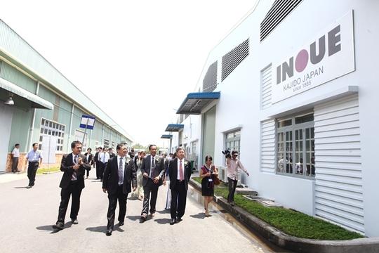 Dự án đầu tư nhà xưởng có tổng vốn 771 tỉ đồng