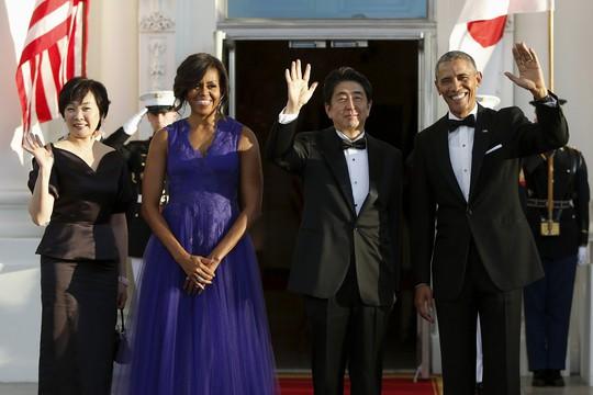 Thủ tướng Nhật Bản Shinzo Abe có chuyến công du Mỹ kéo dài 8 ngày. Ảnh: Reuters