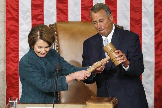 Ông Boehner đã giành thêm một nhiệm kỳ 2 năm. Ảnh: Reuters